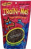 Crazy Dog Train-Me! Training Reward Dog Treats 16 oz, Bacon Regular