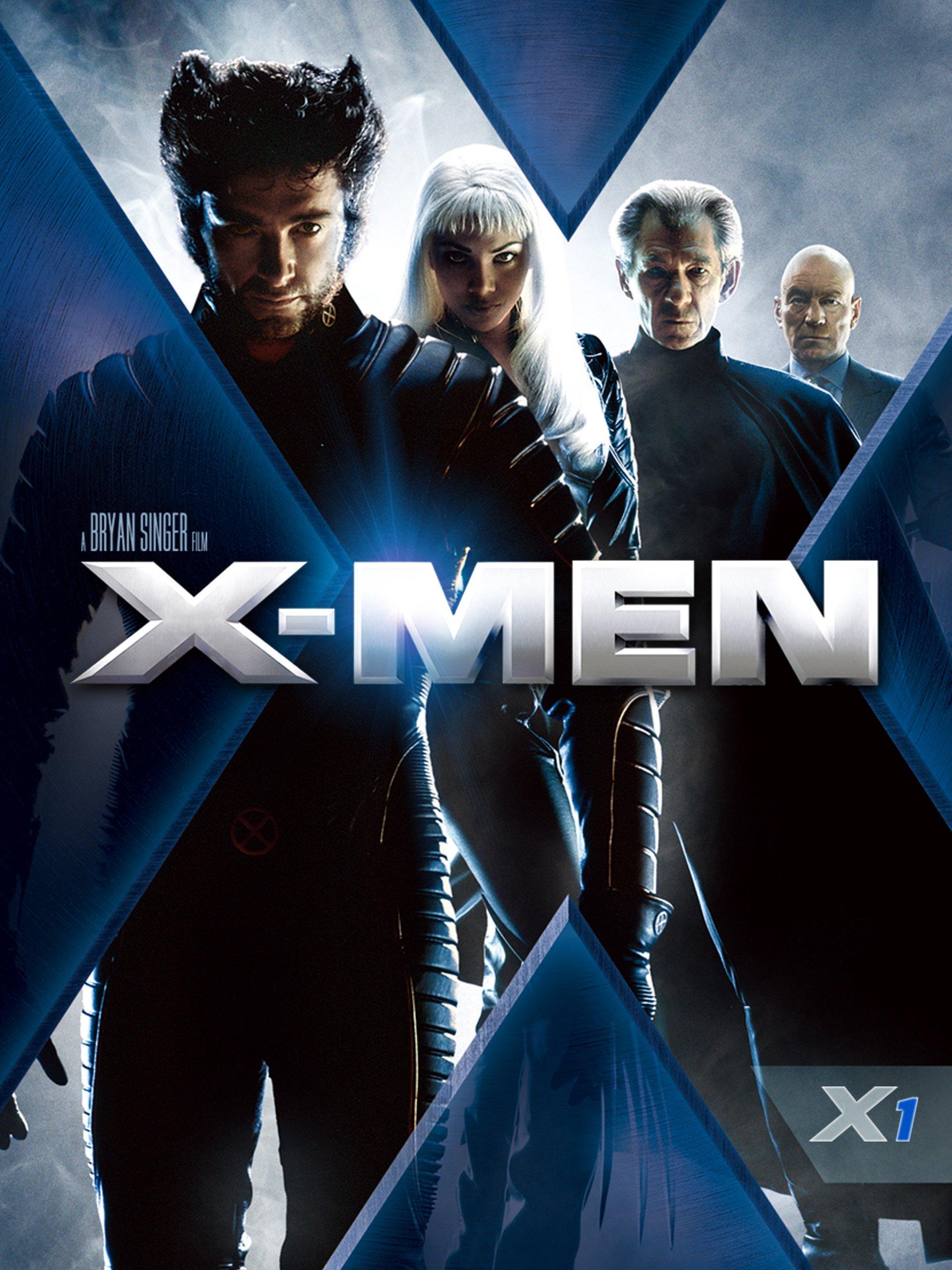 Amazon.co.jp: X-MEN (吹替版)を観る | Prime Video
