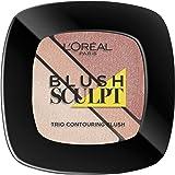 L' Oreal infallibile Face blush Trio nude beige 30g