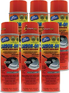 Carbon Off. Aerosol Degreaser, 6 Case - 19 Ounce