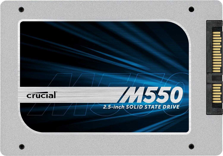 Crucial CT512M550SSD1 Unidad de Estado sólido 512 GB 2.5