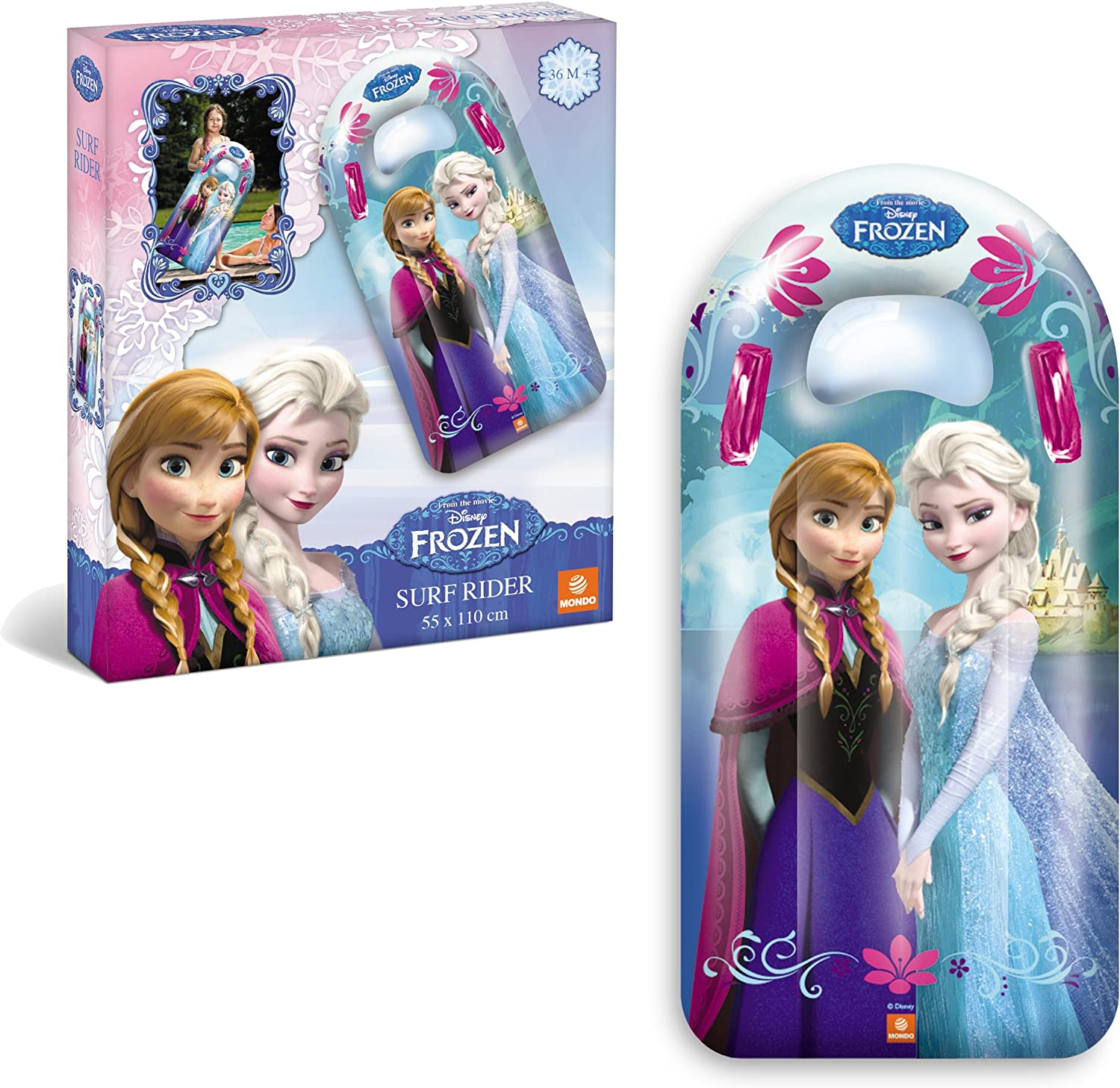Disney Frozen Colchoneta Hinchable (Mondo 16633): Amazon.es ...