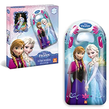 Disney Frozen Colchoneta Hinchable (Mondo 16633): Amazon.es ...