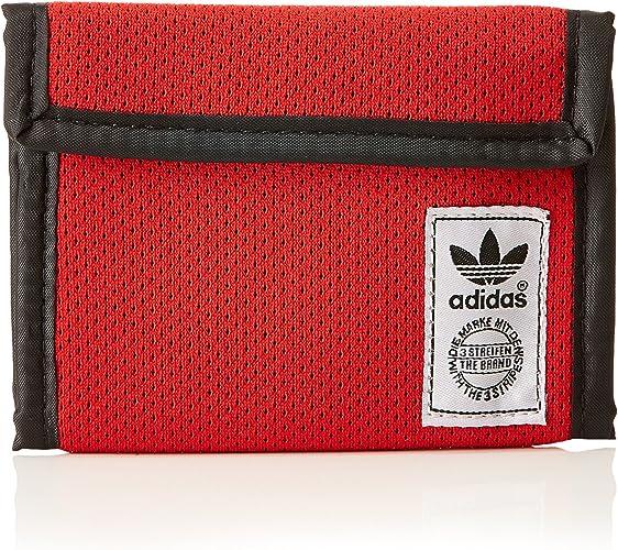 adidas Cartera Sac Wallet Tubular Rojo: Amazon.es: Zapatos y complementos
