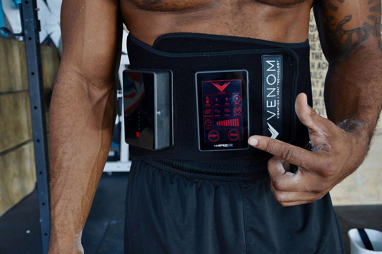 Hyperice Le Venom Back Technologie Thermique