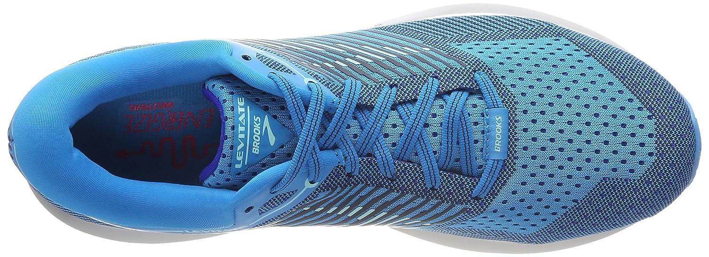 Brooks Womens Levitate B06XX99NMW 9 B(M) US|Blue/Mint/Silver