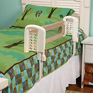 Best Toddler Bed Rails Reviews 2019 – Top 4 Picks & Buyer's Guide 3