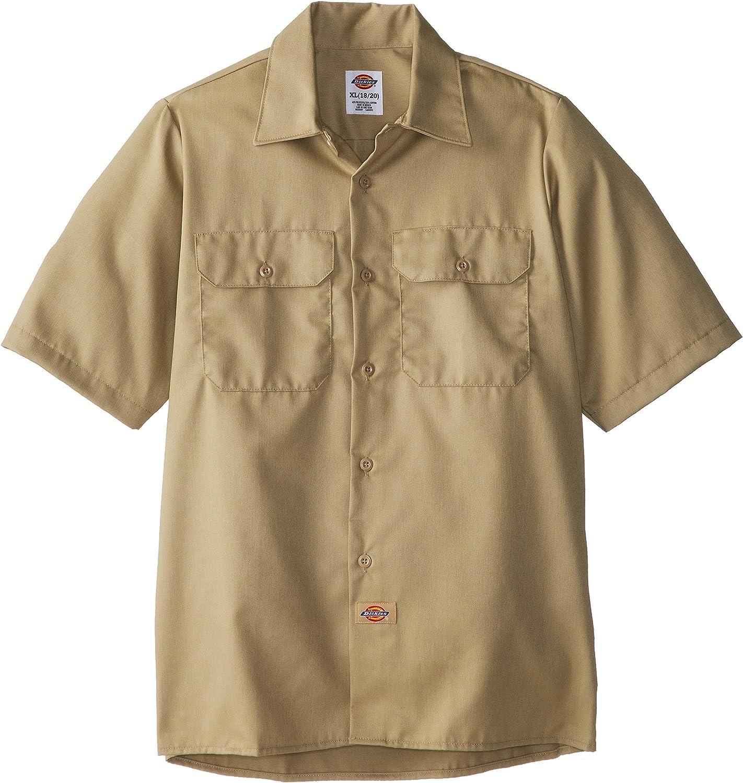 Dickies - Camiseta de sarga para niño: Amazon.es: Ropa y accesorios