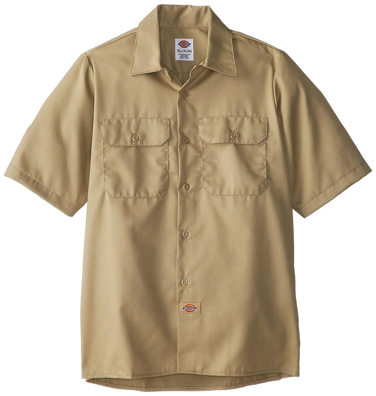 Dickies Boys' Twill Shirt Dickies Boys' Twill Shirt Dickies Boys 8-20 QS201
