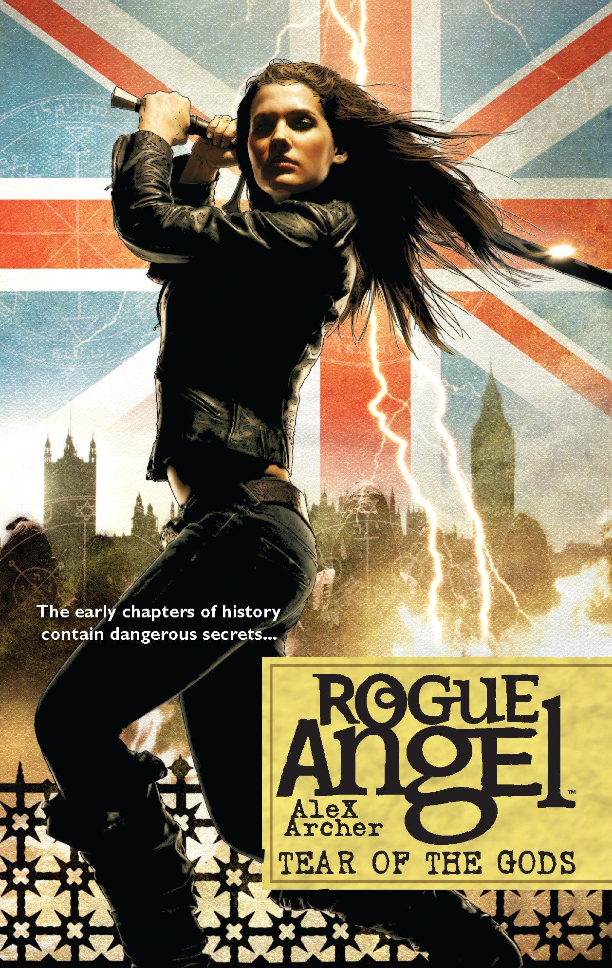 Amazon.com: Tear of the Gods (Rogue Angel) (9780373621507): Alex Archer:  Books