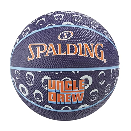 9c45d3753e9 Image Unavailable. Image not available for. Color  Spalding Uncle Drew Mini  Basketball ...