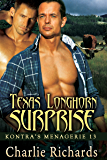 Texas Longhorn Surprise (Kontra's Menagerie Book 13)