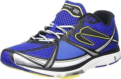 Newton Running Kismet II Mens Stability Running Shoe, Zapatillas Hombre, Azul (Royal Blue/Black), 43 EU: Amazon.es: Zapatos y complementos