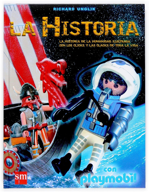 La Historia Con Playmobil: Unglik, Richard, Licitra, Jimena: Amazon.es: Juguetes y juegos