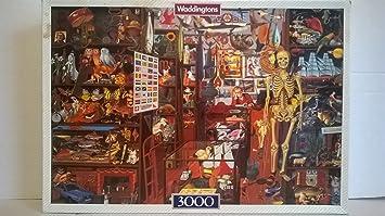 WADDINGTONS 3000 Piece Jigsaw Puzzle