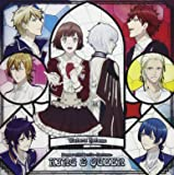 劇場版「Dance with Devils-Fortuna-」 主題歌 「KING & QUEEN」 *CD only