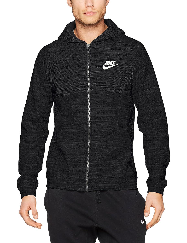 f20ed2fd Nike Sportswear Advance 15 Men's Full-Zip Hoodie at Amazon Men's Clothing  store:
