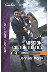 Mission: Colton Justice (The Coltons of Shadow Creek Book 7) Kindle Edition
