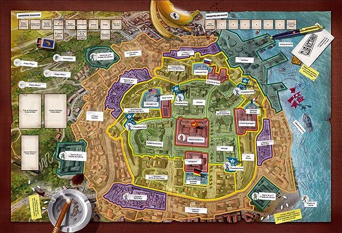 Ediciones MasQueoca - Junta (Español): Amazon.es: Juguetes y juegos