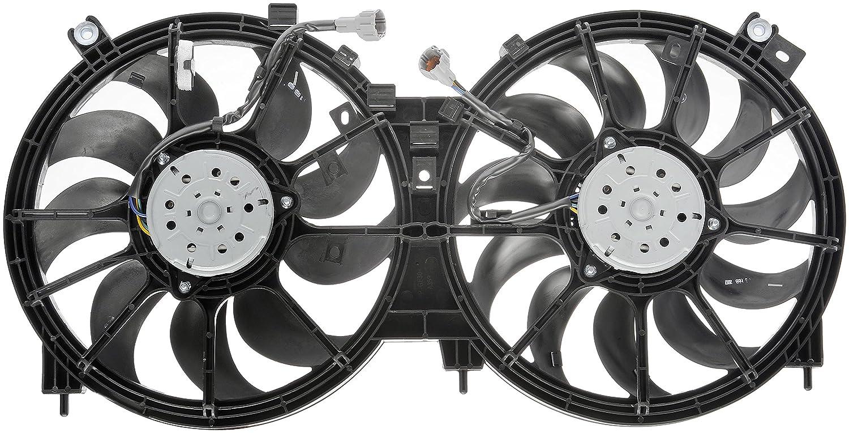 Dorman 621-394 Dual Fan Assembly