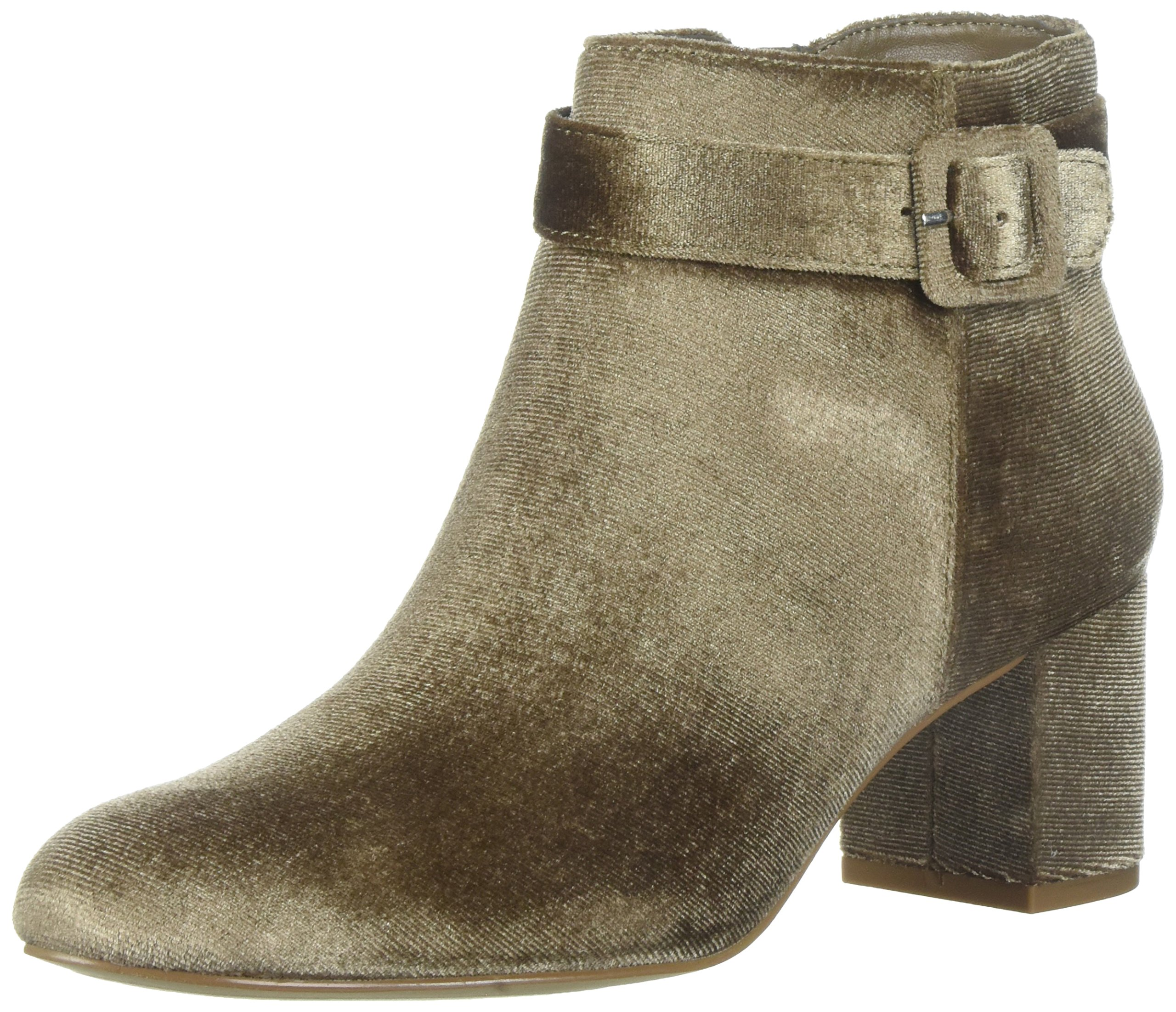Style by Charles David Women's Edward Fashion Boot, Nude, 8.5 M US