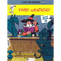 Lucky Luke Vol.24: the Judge (Lucky Luke S.)