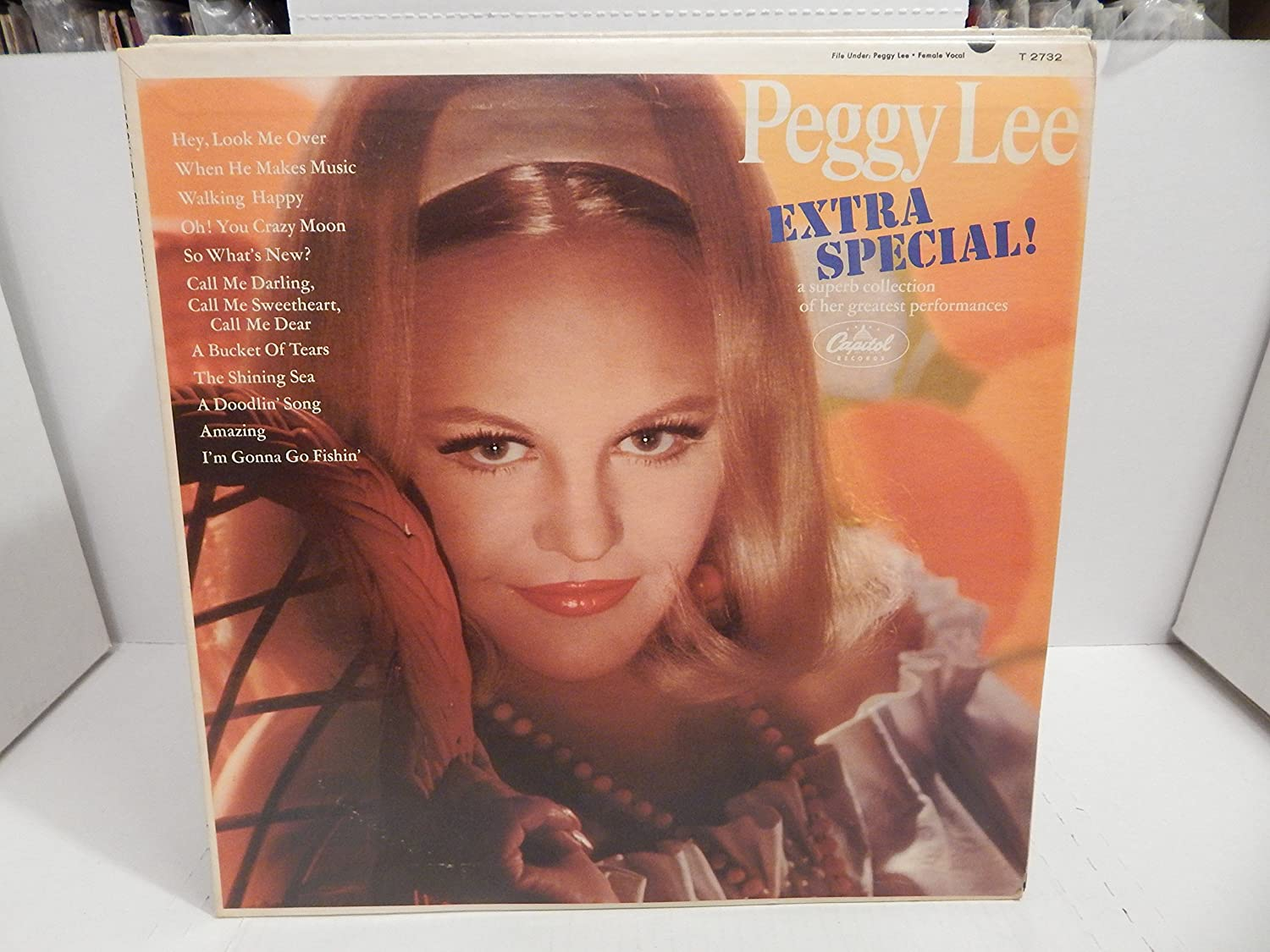 peggy lee extra special amazon com music