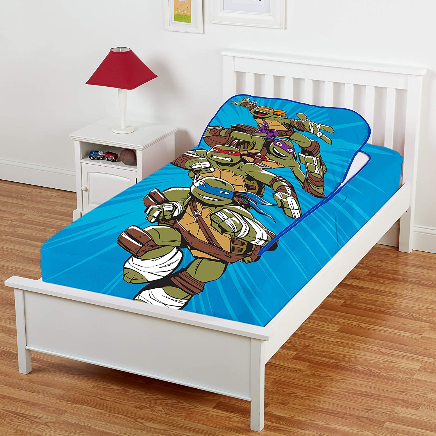 ZippySack - Nickelodeon Teenage Mutant Ninja Turtles (Twin Size)