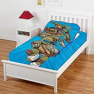 ZippySack - Nickelodeon Teenage Mutant Ninja Turtles (Twin Size)