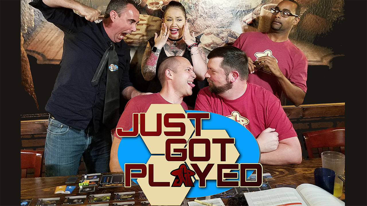 Just Got Played reviews Most Wanted by North Star games