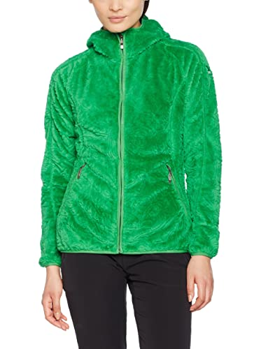 Salewa Chaqueta Yong Pl W Verde ES 40 (IT 44)