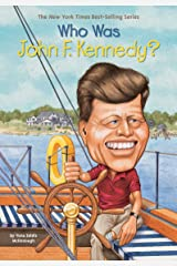 Who Was John F. Kennedy? Paperback