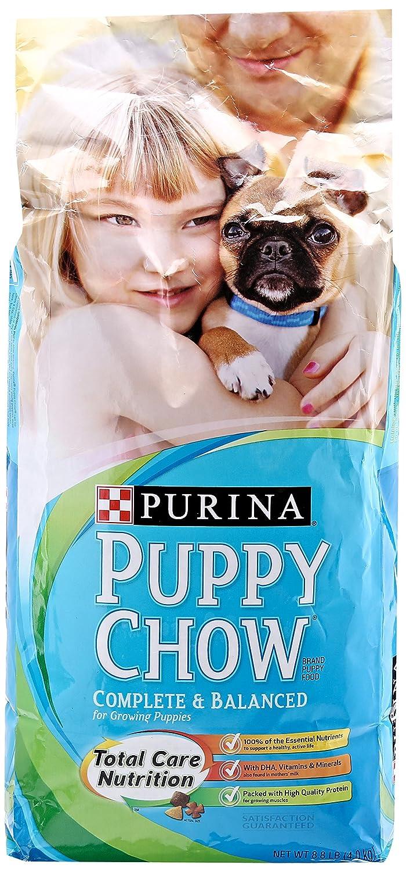 Purina Puppy Chow Dry Dog Food 8lb