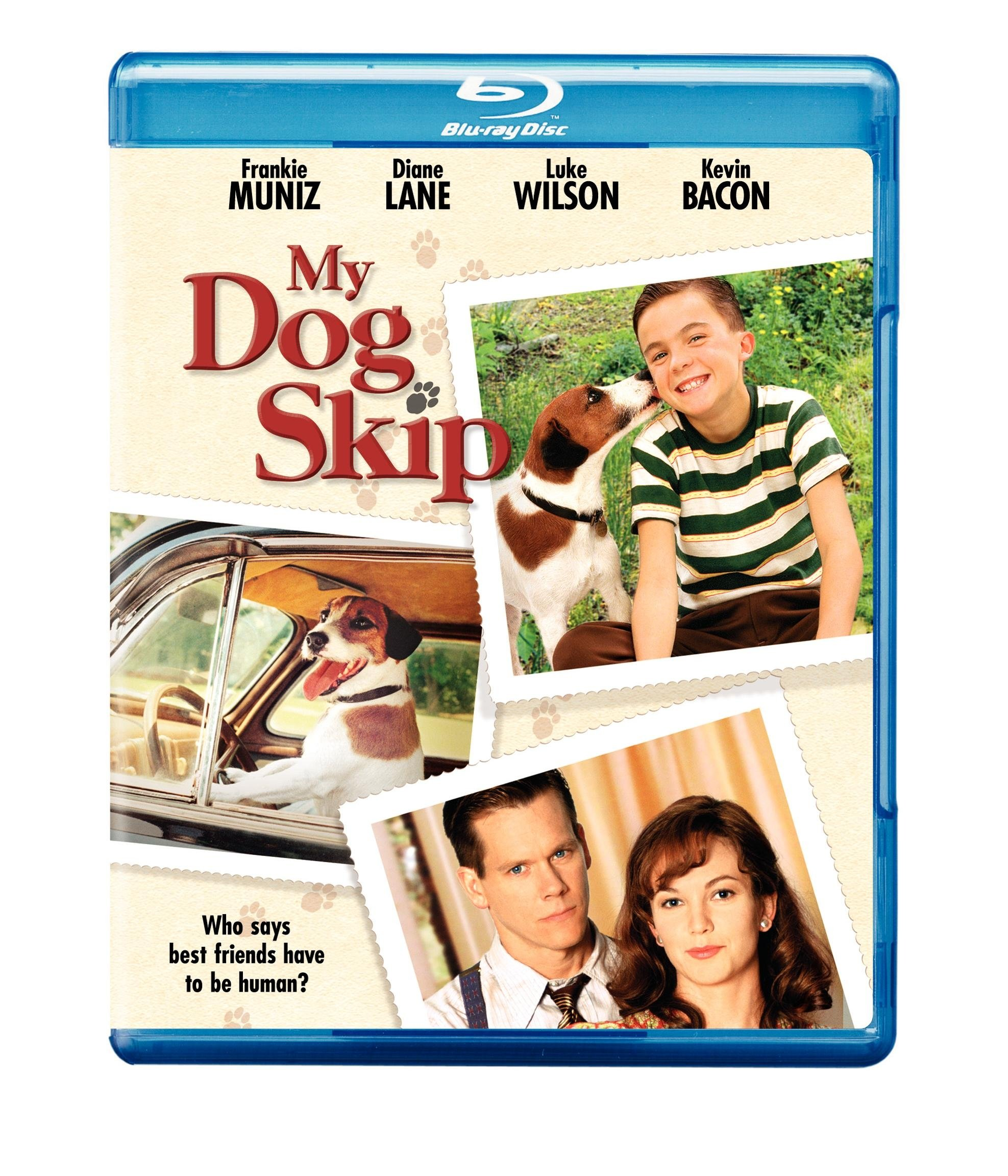 Blu-ray : My Dog Skip (Dolby, AC-3, Digital Theater System, , Widescreen)