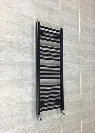 Badezimmer Handtuch Heizkörper - Zentralheizung - Gerade, Flach ...