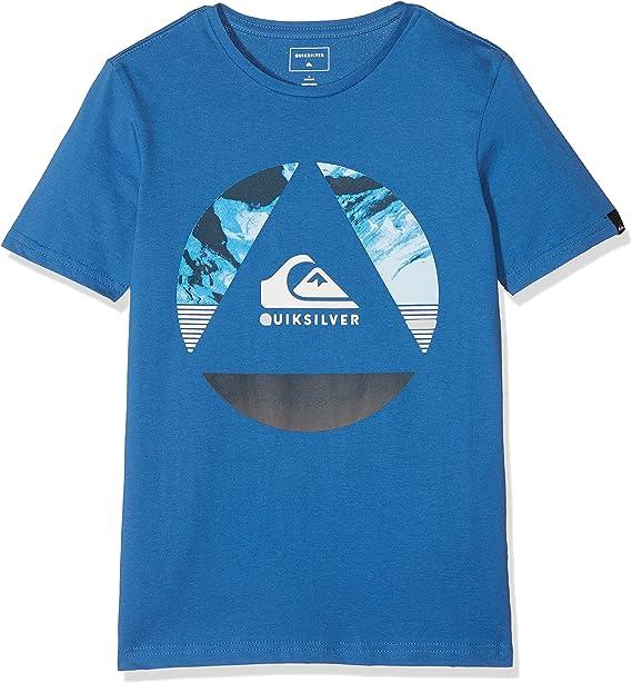 Quiksilver Classic Fluid Turns Camiseta, Niños, Azul (Bright Cobalt-Solid), S/10: Quiksilver: Amazon.es: Ropa y accesorios