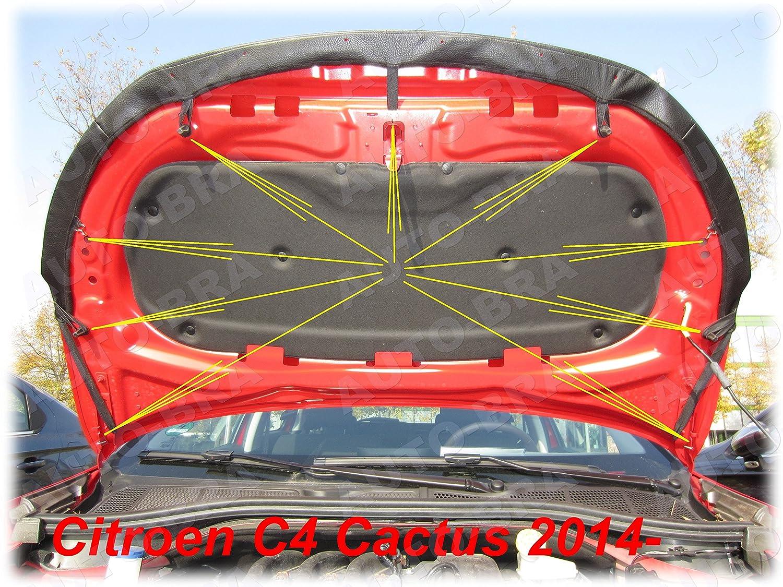 BONNET BRA AB3-00105 C4 Cactus 14-18 Haubenbra Steinschlagschutz Tuning