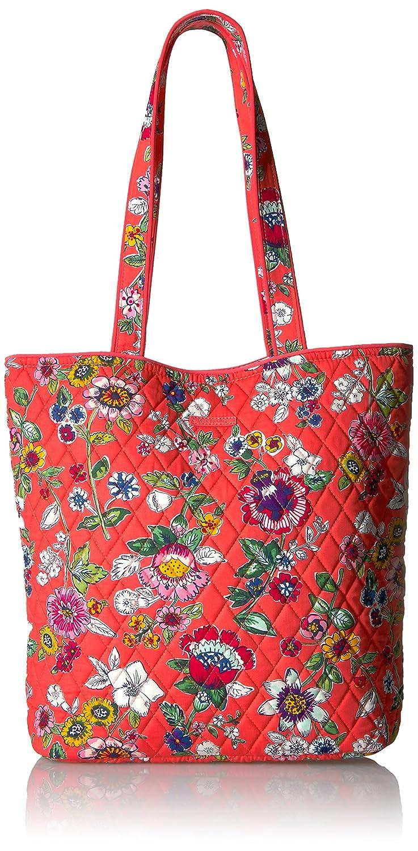 e8251f63ab2 Amazon.com  Vera Bradley Tote-Signature, Coral Floral  Clothing