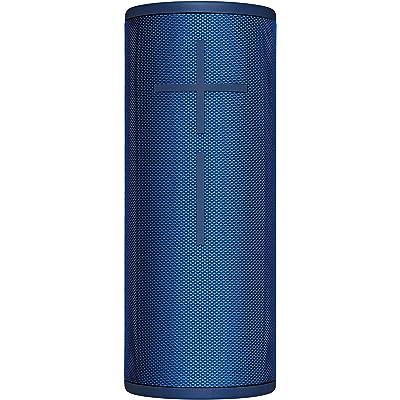 Ultimate Ears Boom 3 Altavoz Portátil Inalámbrico Bluetooth, Graves Profundos, Impermeable, Flotante, Conexión Múltiple, Batería de 15 h, color Azul