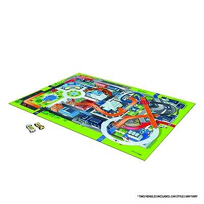 Hot Wheels New 50th Anniversary Jumbo Megamat: Toys & Games