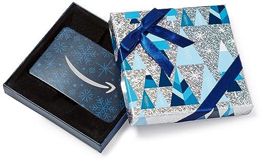Amazon.com: Tarjeta de regalo Amazon.com en caja de regalo ...