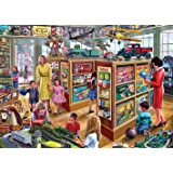 Gibsons The Toy Shop Jigsaw Puzzle (1000-Piece)