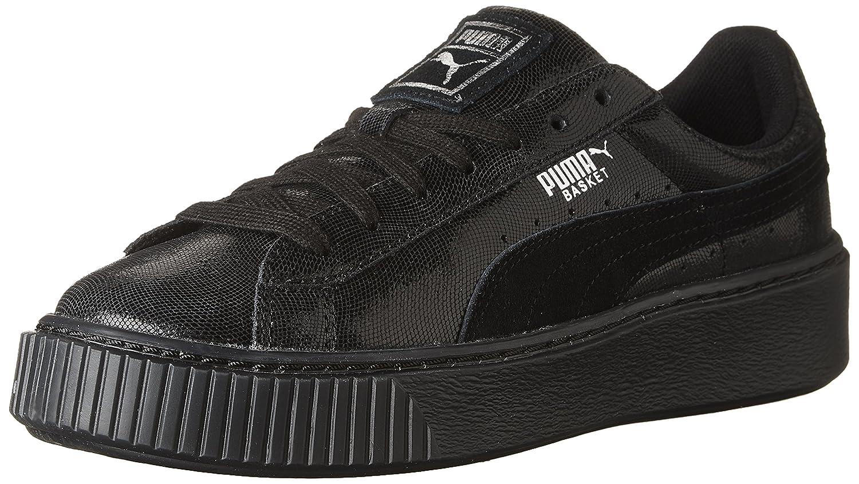 憧れ Puma 9 Women's Platform Basket Platform Ns Ankle-High Fashion Sneaker 9 Sneaker Puma Black-puma Black B06XW621WJ, 昭和32年創業の老舗 クロサワ楽器:9750293a --- mcrisartesanato.com.br