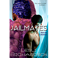 Jailmates (Maxim Colonies Book 1) book cover