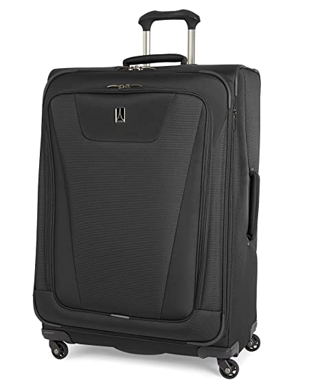 3a948c063 Travelpro Maxlite 4 2Expandable 29 Inch Spinner Suitcase, Black: Amazon.ca:  Luggage & Bags