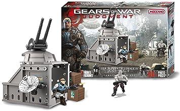 Amazon.com: Meccano - 854451 - Jeu de Construction - Island Bunker Assault: Toys & Games