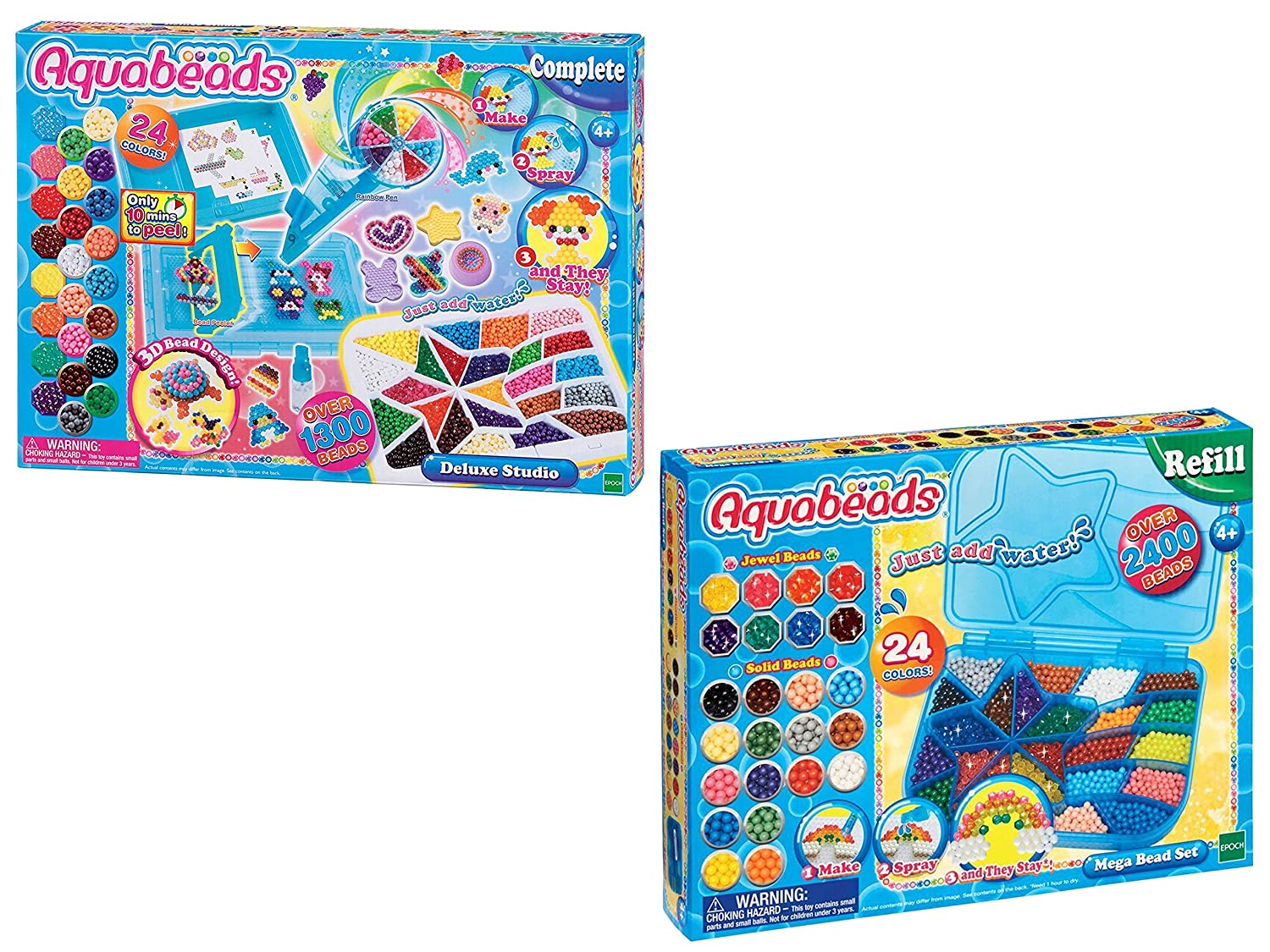 Aquabeads Deluxe Studio Mega Bead Set
