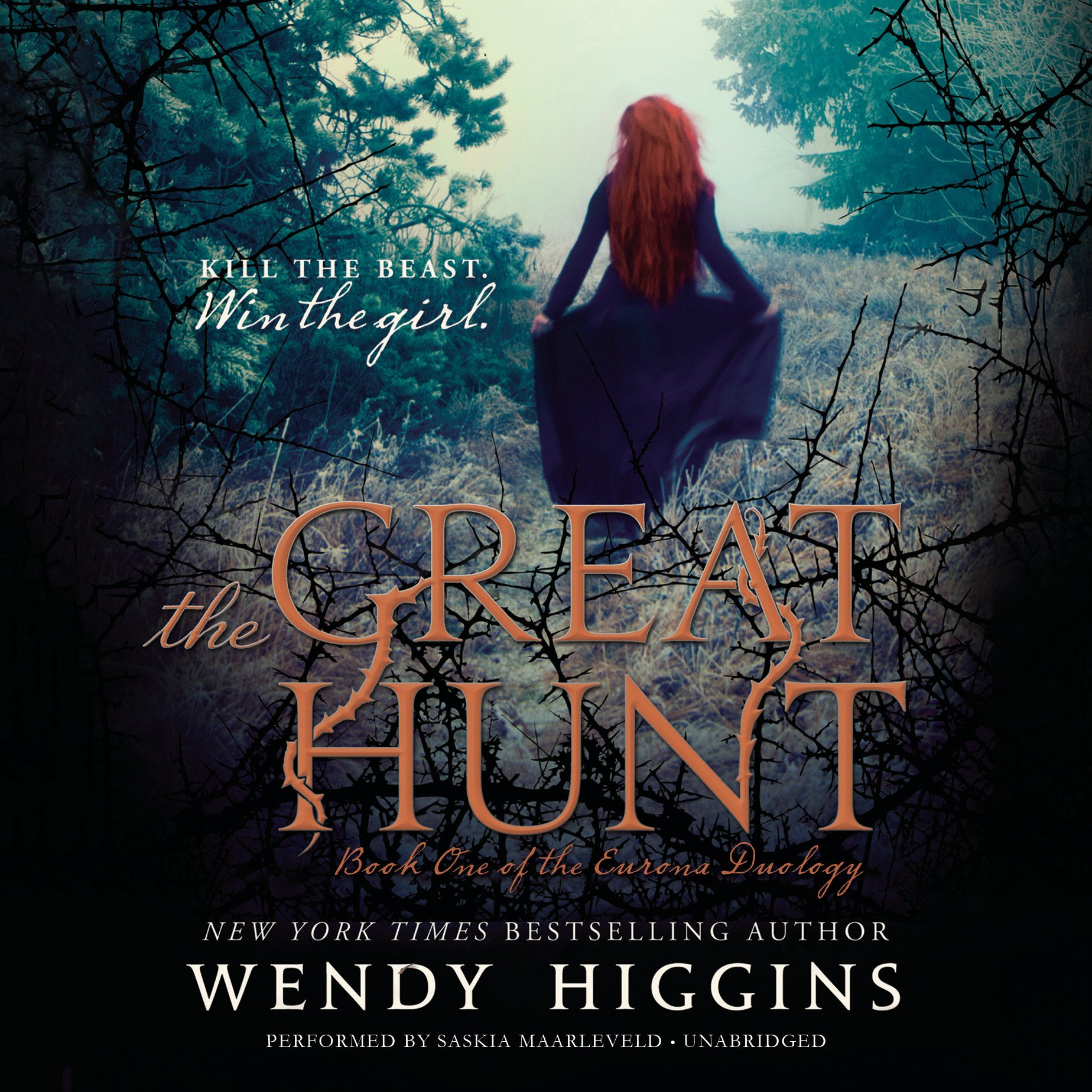 The Great Hunt: Book One of the Eurona Duology: Amazon ca: Wendy