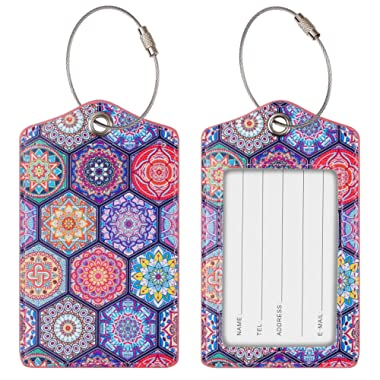 Chelmon Luggage Tags Label Cruise Instrument Bag Case Tags