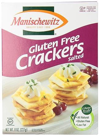 Manischewitz Pascua sin gluten Galletas saladas, Salado, 8 ...